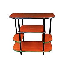 TV Stand - Orange