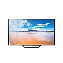 "BRAVIA - 40W650D Full HD Smart TV 40"" - Black"