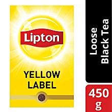 Yellow Label Loose Tea - 450g