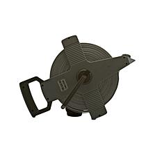 Tape Measure Fibre Glass Open Reel 100mtr: 19101: