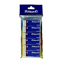 AL20 - Pelikan Eraser - Packet - 20 Pieces