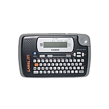 Casio KL-120 Portable Thermal Label Maker - Black/Grey