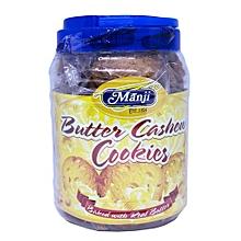 Butter Cashew Cookies - 450g
