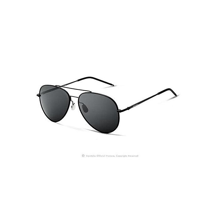 0c8f1c066b VEITHDIA Aluminum Magnesium Sunglasses Polarized Blue Lens Rotate 180  Degrees Leg Eyewear Accessories Sun Glasses Men