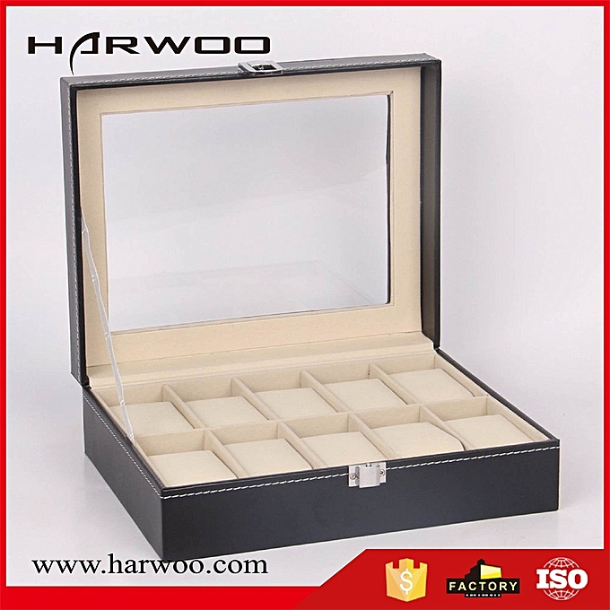 Male Friend Birthday Gift A Great Deal Of Stock On Hand Skin Quality 10 Watch Box The Upscale Demonstration