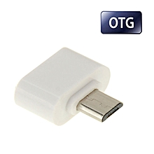 Micro USB 2.0 To USB 2.0 Adapter With OTG Function, For Samsung / Huawei / Xiaomi / Meizu / LG / HTC And Other Smartphones