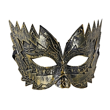 Masquerade Mask Halloween Cutout Prom Party Mask Accessories