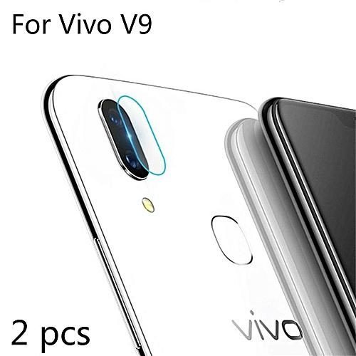 Buy Generic For Vivo V9 Camera Lens Tempered Glass 5d Lens Screen