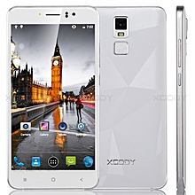 """4 Core 5.5""""un-locked 2 SIM T-Mobile 8GB Smartphone Android 5.1 Cell Phone-white"""