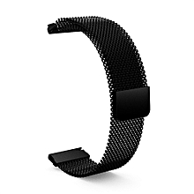 Milanese Magnetic Loop Stainless Steel Watch Band Strap For Garmin VIVOsmart HR+