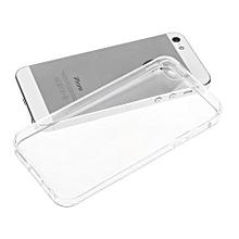 Transparent Silicone Case For IPhone 5/ 5S - Transparent