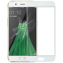 Front Screen Outer Glass Lens for OPPO R11 (White)
