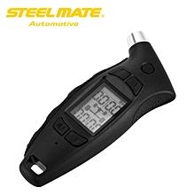 DIY TPMS TC-01 Handheld Digital Tire Pressure Gauge With LCD Display And Comfortable Ergonomic Handle