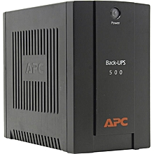 Back-UPS BX - Uninterruptible Power Supply 500VA, - BX500CI - AVR, 3 Outlets IEC-C13