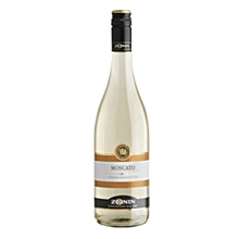 Zonnin Moscato Wine - 750ml