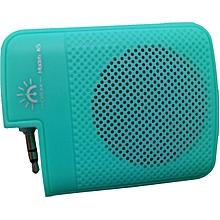 Portable Mobile Phone Bracket Speaker - Green