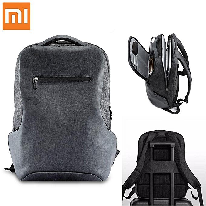 ... san francisco 5b31a 4c387 Xiaomi 26L Men 15.6 Laptop Business Travel  Backpack Leisure Sport School Bag ... 6d9c1b1018
