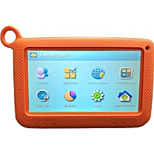 K72 Kid Tablet-7 Inch -8 GB -Wifi -Quad Core -1.2GHz -Orange