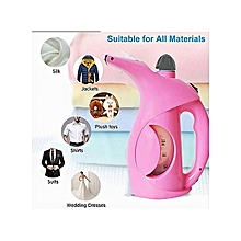Garment and Facial Steamer - Pink