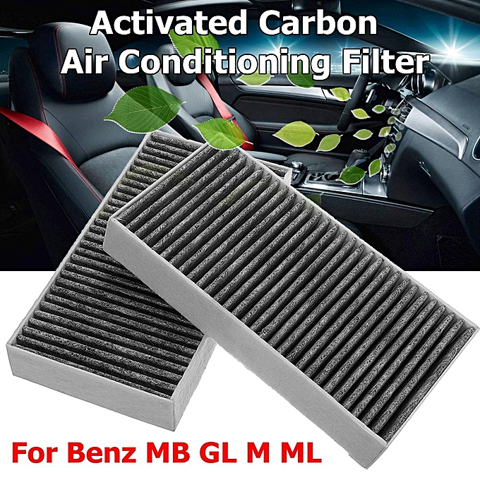 Buy Generic Charcoal Cabin Air Filter New For Mercedes Benz Mb Gl M