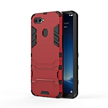 OPPO A7 Case TPU + PC Case Phone Cover
