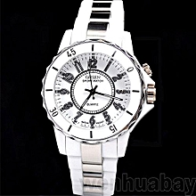 OHSEN Hodinky Women  039 s White Luxury Waterproof Sports Watches 7  Multi-color d100f39267d