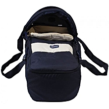 Baby Carry Cot - Blue