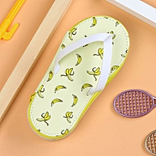 Creative Fruit Slippers Pencil Case Pocket Cosmetic Bag School Supplies Gift