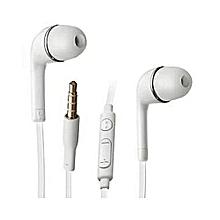 Active In-Ear Headphones, White