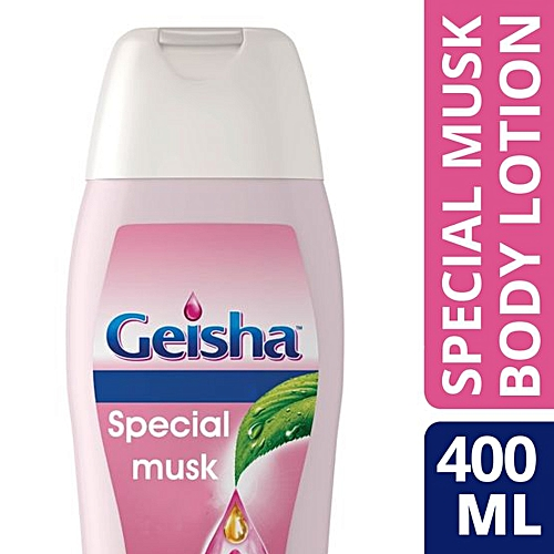 Special Musk Lotion - 400ml