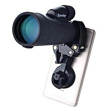 Eyeskey 8x42/10x42 Monocular HD Lens Telescope Nigh Vision Nitrogenization Waterproof -8X42 With Holder