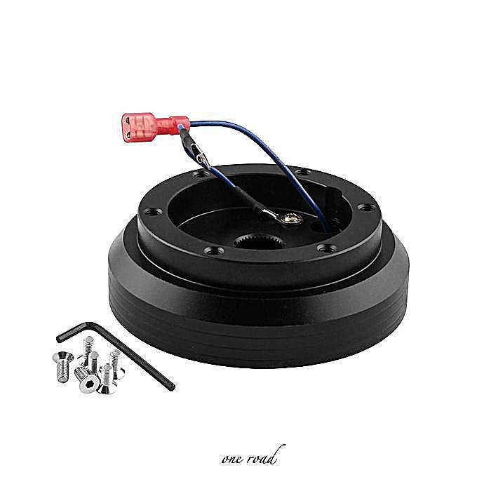 Generic Steering Wheel Hub Adapter For Mazda Miata Rx-7 8