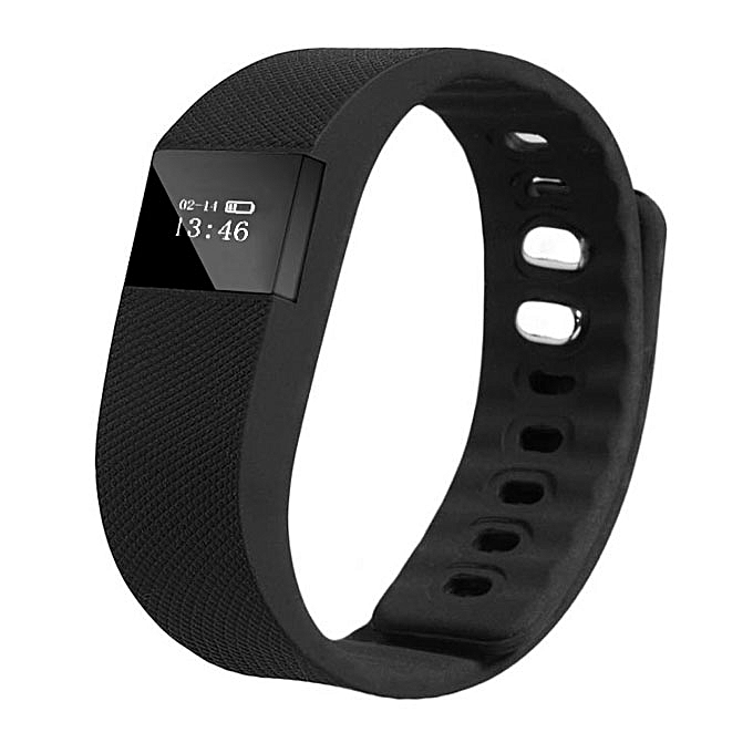 Smart Wrist Band Sleep Sports Fitness Activity Tracker Pedometer Watch BK