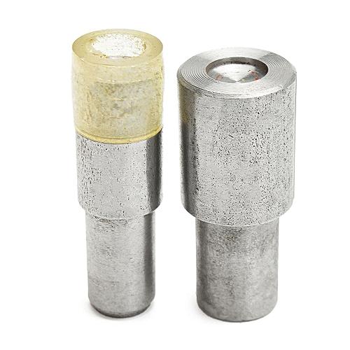 Manual Press Machine 8mm Rivet Dies Setter Punch Snap Tools Handmade 304s