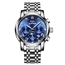 Business Watch 3ATM Water-resistant Mechanical Automatic Watch Luminous Men Wristwatches Male Relogio Musculino Calendar