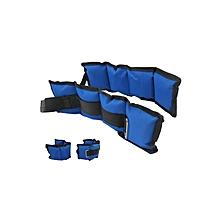 JW05 - Weight Strap - 2.27 kg - Blue & Black