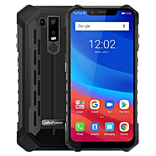Armor 6 Rugged Phone 6GB+128GB EU Version 6.2 inch Android 8.1 4G OTG Smartphone - Black