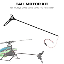 Tail Motor Kit RC Helicopter Part for V966 V988 V911S RC Helicopter