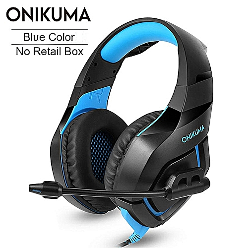 Generic Onikuma K1 Casque Ps4 Gaming Headset With Microphone Pc