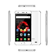 OUKITEL K4000 Plus 5' HD 4100mAh RAM2GB+ROM16GB Quad-Core 1.3GHz EU Plug-White