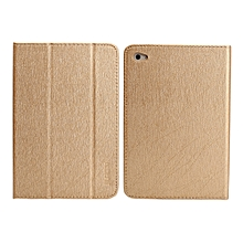 Pu Protective Leather Case Cover for Alfawise TAB Tablet Pc - Golden