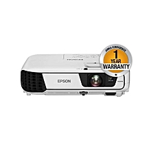 EB-S41 Versatile & Mobile Projector -  3LCD Technology - White
