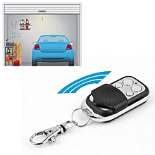 433 MHz RF Code Remote Control Copy 4 Channel Cloning Duplicator Key Fob A Distance Learning Electric Garage Door Controller