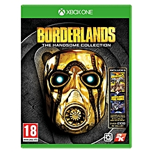XBOX 1 Game Borderlands