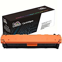 125A CB542A Compatible Toner Cartridge For HP Printer Yellow