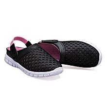 Xiuxingzi_Women Summer Sandal Mesh Breathable Padded Beach Flip Flops Shoes PK/39