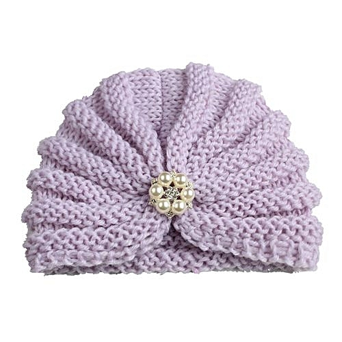 3c386fe2452 Eissely Toddlers Infant Baby Child Wool Hat Headwear Hardness Cap Hat  8