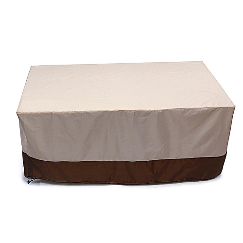 Generic Waterproof Patio Furniture Cover Outdoor Table Chairs Bench
