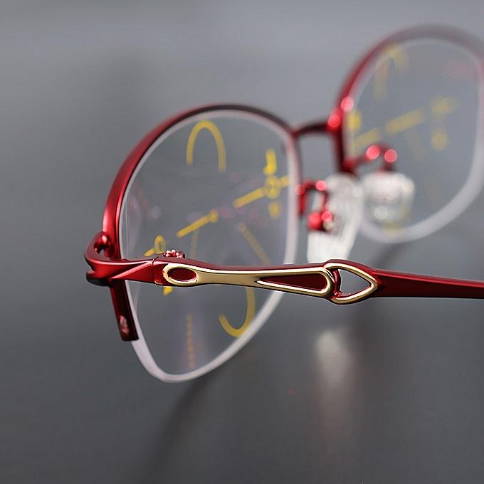 a0961c7fcc ... KCASA Progressive Multifocus Reading Glasses Asymptotic Multifocal  Metal Computer Glass 4500