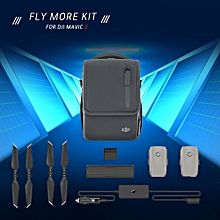 Fly More Kit Drone Accessories Batteries Charger Propellers Shoulder Bag for Mavic 2 Pro/Zoom FPV Quadcopter
